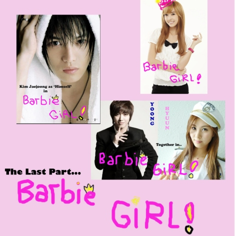 BArbie Girl Last Part